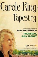 Carol King: Tapestry - Captured Live Movie Poster