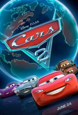 Cars 2 Large Poster
