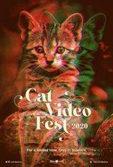 CatVideoFest 2020 Movie Poster