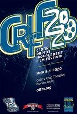 Cedar Rapids Independent Film Festival Movie Poster
