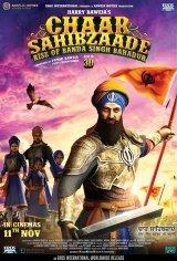 Chaar Sahibzaade: Rise of Banda Singh Bahadur Large Poster