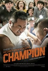 Champion (Chaempieon) Movie Poster