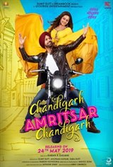 Chandigarh Amritsar Chandigarh Movie Poster