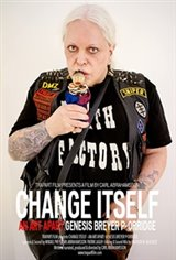Change Itself: An Art Apart - Genesis Breyer P-Orridge Movie Poster