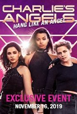 Charlie's Angels Hang Like An Angel Event Movie Poster