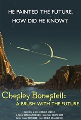 Chesley Bonestell: A Brush with the Future Large Poster