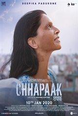 Chhapaak Movie Poster