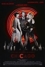 Chicago Movie Poster