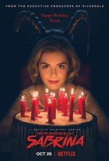 Chilling Adventures of Sabrina (Netflix) Movie Poster
