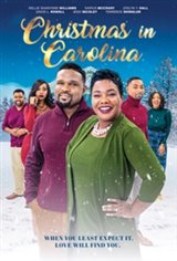 Christmas in Carolina Large Poster