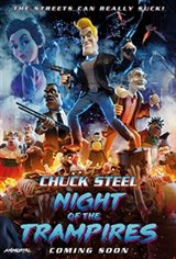 Chuck Steel: Night of the Trampires Movie Poster