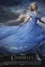 Cinderella (2015) Movie Poster