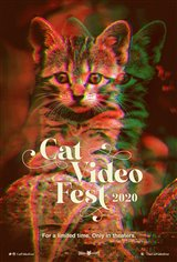 Cinematheque at Home: CatVideoFest 2020 Movie Poster