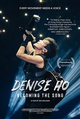 Cinematheque at Home: Denise Ho: Becoming the Song Movie Poster