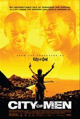 City of Men Movie Poster