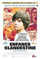Clandestine Childhood Movie Poster