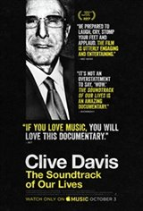 Clive Davis: The Soundtrack of Our Lives Large Poster