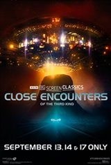 Close Encounters of the Third Kind (1977) presented by TCM Large Poster