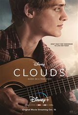 Clouds (Disney+) Movie Poster