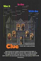 Clue Movie Poster