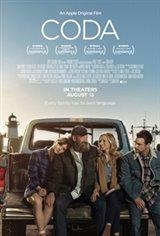 CODA (Apple TV+) Movie Poster
