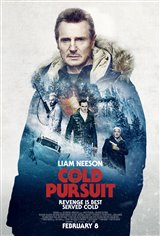 Cold Pursuit Movie Poster Movie Poster