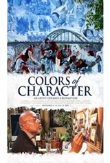Colors Of Character: An Artist's Journey to Redemption Movie Poster