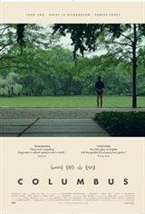 Columbus (2017) Movie Poster