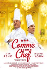 Comme un chef Movie Poster
