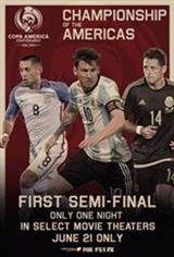 Copa America: Semifinal Movie Poster