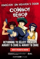 Cowboy Bebop: The Movie - Knockin' On Heaven's Door Large Poster