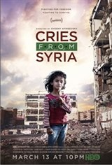Cries from Syria Large Poster