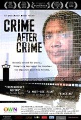 Crime After Crime Movie Poster