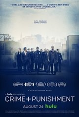 Crime + Punishment Large Poster