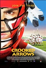 Crooked Arrows Large Poster