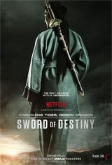 Crouching Tiger, Hidden Dragon: Sword of Destiny An IMAX 3D Experience Large Poster