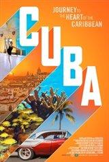 CUBA IMAX Movie Poster