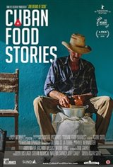 Cuban Food Stories Movie Poster