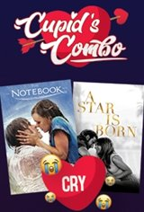 Cupid's Combo - The Notebook/A Star Is Born Movie Poster