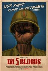 Da 5 Bloods (Netflix) Movie Poster