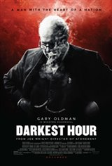 Darkest Hour Q&A Event Movie Poster