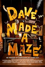 Dave Made a Maze Movie Poster