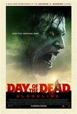 Day of the Dead: Bloodline Movie Poster