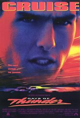 Days of Thunder Large Poster