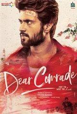 Dear Comrade (Malayalam) Movie Poster