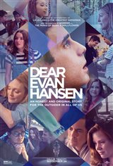 Dear Evan Hansen Movie Poster