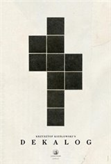 Decalogue, Part 10 (Dekalog, dziesiec) Movie Poster