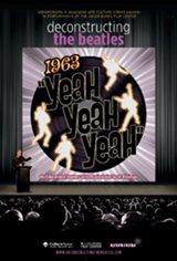Deconstructing the Beatles: 1963 Yeah! Yeah! Yeah! Large Poster
