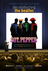 Deconstructing the Beatles' Sgt. Pepper's Lonely Hearts Club Band Album Movie Poster