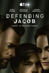 Defending Jacob (Apple TV+) Movie Poster Movie Poster